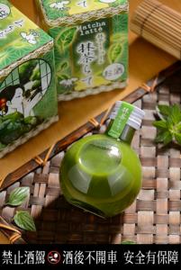 北岡本店抹茶酒