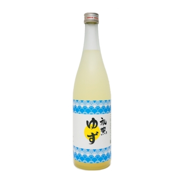 礼薰柚子酒