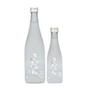 麒麟山大吟釀生酒有720與300ml兩種規格