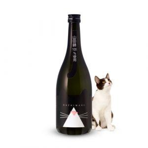 近江貓正宗 純米酒 賓士貓