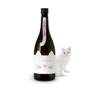 近江貓正宗 純米吟釀 白貓