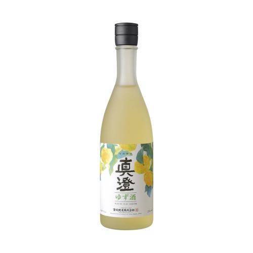 真澄 柚子酒