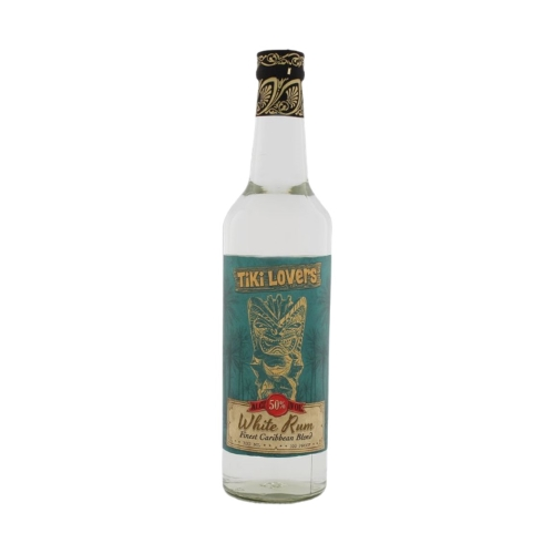 提基拉佛白蘭姆酒 Tiki Lovers White